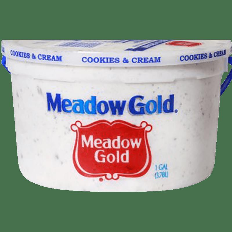 Cookies & Cream Ice Cream 1 Gallon