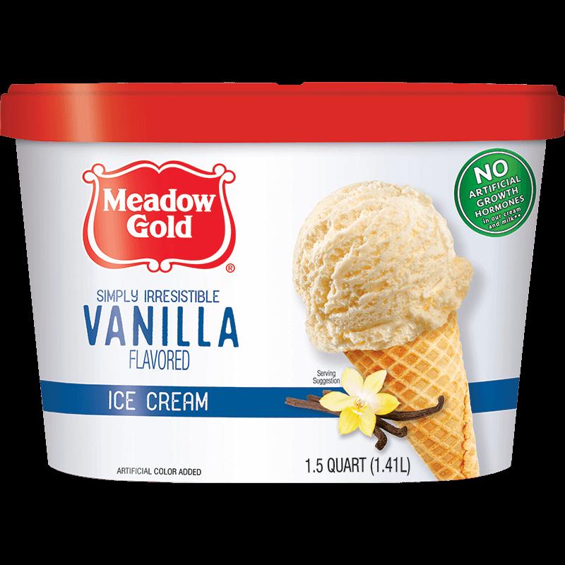Vanilla Ice Cream 1.5 Quart