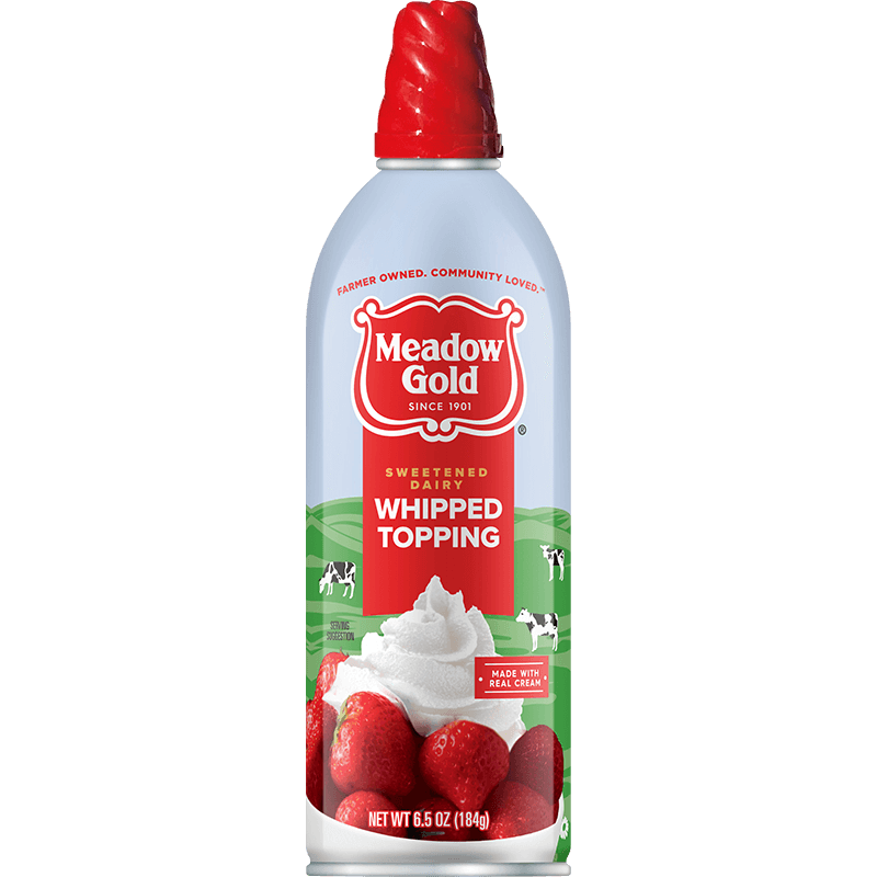 Whipped Dairy Topping Aerosol 6.5 oz.