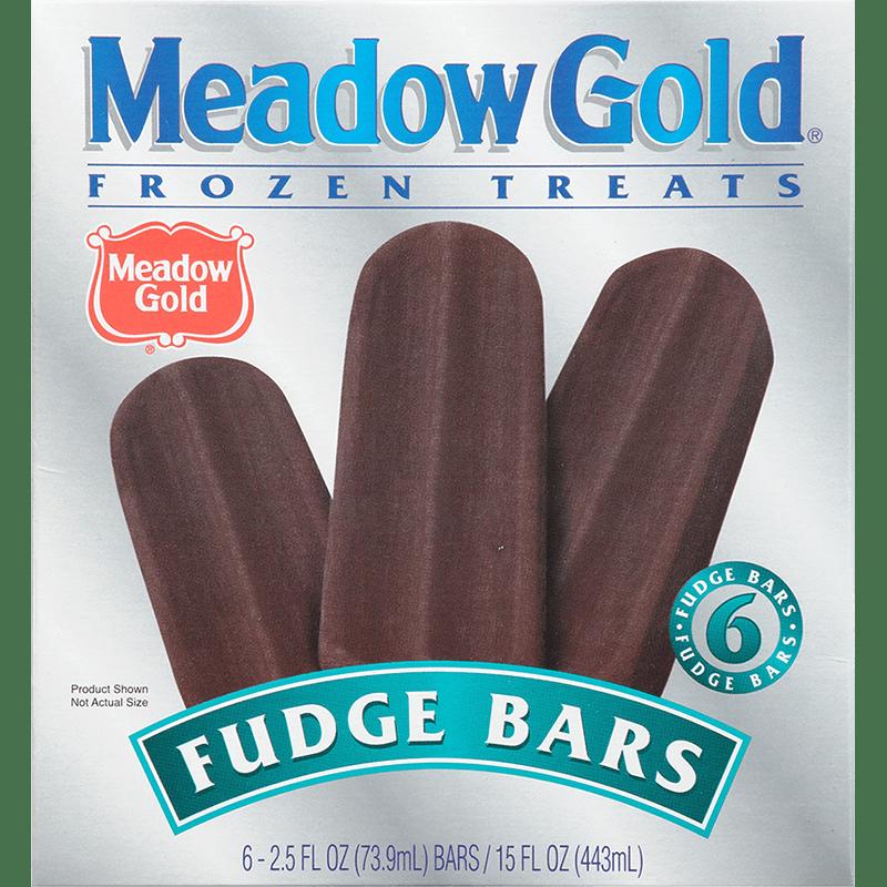 Fudge Bars 6 Pk
