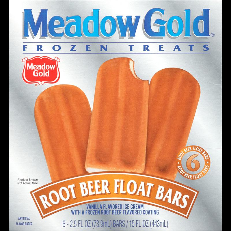Root Beer Float Bars 6 Pk